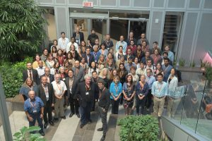 Participants at 2nd International Symposium on Music and Cochlear Implants Montreal Neurological Institute